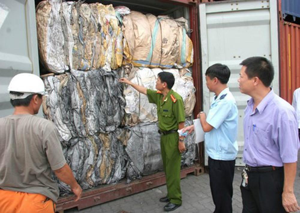 Thủ tục nhập khẩu phế liệu từ nước ngoài về Việt Nam