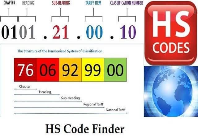 Cách tra cứu mã HS và thuế xuất nhập khẩu trên Biểu thuế