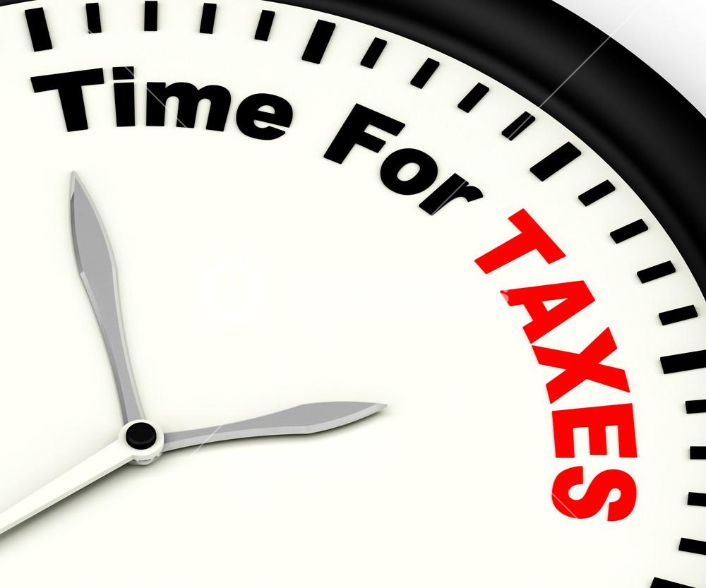 Thủ tục gia hạn nộp thuế