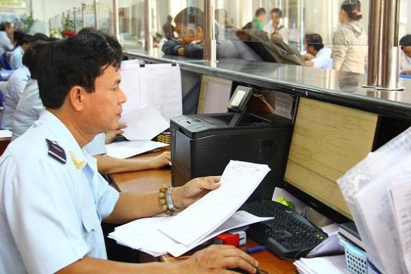 Thủ tục thanh khoản tờ khai nhập sản xuất xuất khẩu