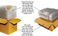 Cách đóng gói hàng hóa hiệu quả