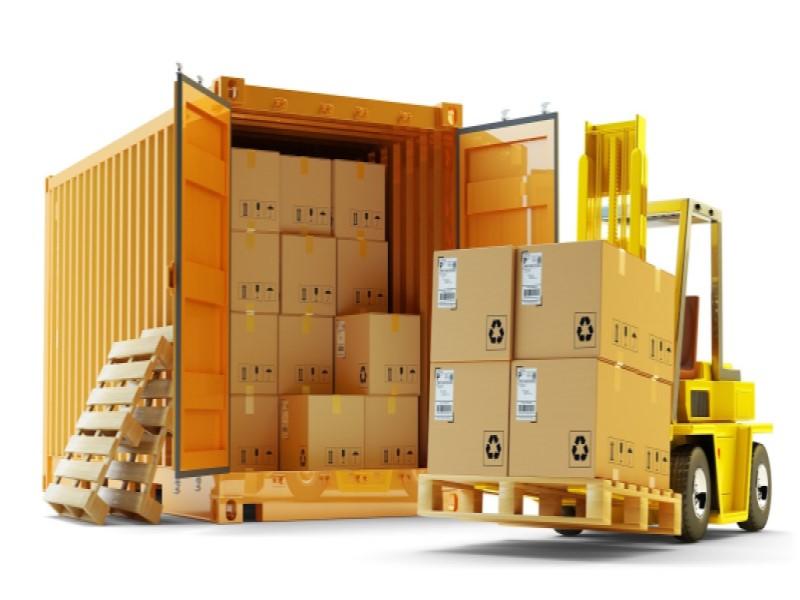Cách đóng hàng xuất khẩu vào container