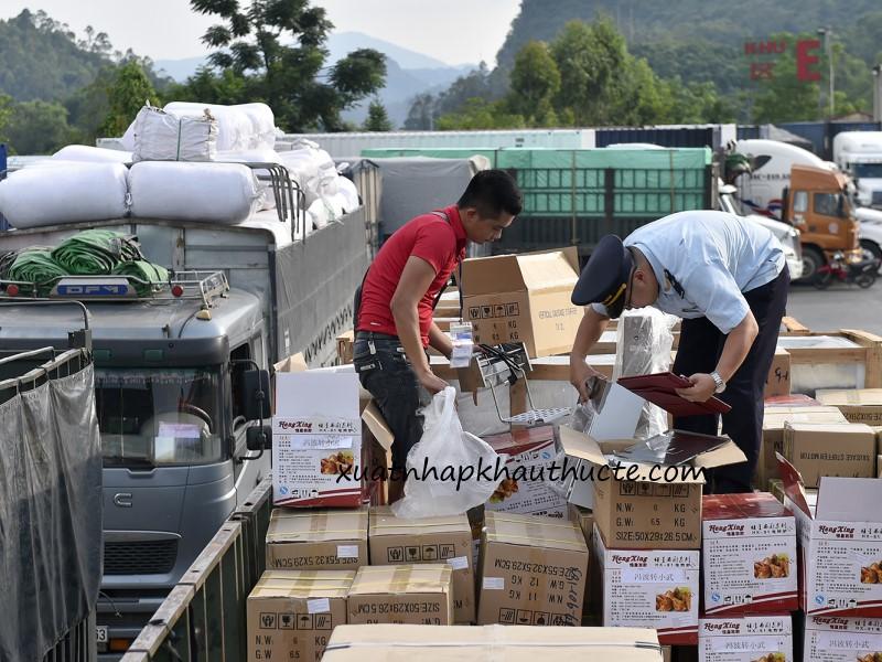 Danh mục hàng hóa nhập khẩu phải kiểm tra chuyên ngành