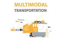 Vận tải đa phương thức là sự kết hợp của các phương tiện vận tải khác nhau, nhằm tạo điều kiện thuận lợi cho việc di chuyển hàng hóa, tức là hàng hóa nhanh hơn và hiệu quả hơn.